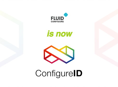 Fluid is now ConfiugreID